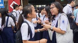 TP Hồ Chí Minh tách lớp để thực hiện giảm, giãn số học sinh trong phòng học