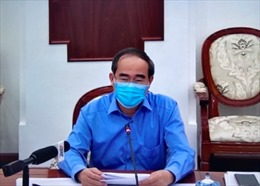 Bí Thư Nguyễn Thiện Nhân nêu 3 nguy cơ lớn về dịch COVID-19 trong thời gian tới