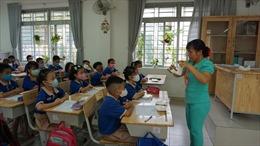 TP Hồ Chí Minh công bố thời gian tuyển sinh vào các lớp đầu cấp