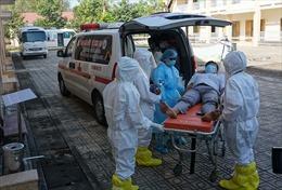 TP Hồ Chí Minh tiếp nhận điều trị một bệnh nhân mắc COVID-19 bị suy hô hấp từ Bạc Liêu