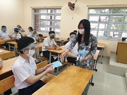 TP Hồ Chí Minh dự kiến tổ chức kỳ thi tuyển sinh vào lớp 10 vào cuối tháng 7