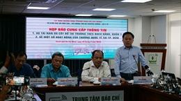 TP Hồ Chí Minh họp khẩn vụ cây phượng bật gốc trong sân trường khiến nhiều học sinh bị thương vong