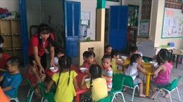 TP Hồ Chí Minh tạm thời không tổ chức ăn sáng khi trẻ mầm non học trở lại