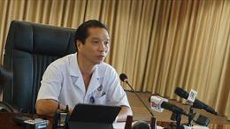 Bệnh nhân đầu tiên tại TP Hồ Chí Minh mắc bệnh bạch hầu đã âm tính