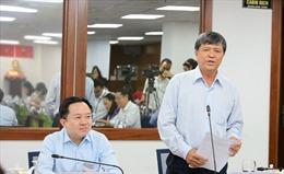80% trường học TP Hồ Chí Minh chọn bộ sách 'Chân trời sáng tạo'