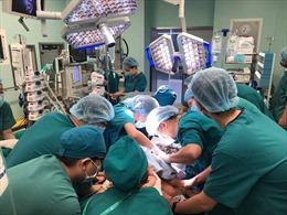 Những kỷ lục mới trong lĩnh vực ghép tạng của Việt Nam