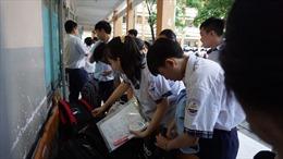 Kỳ thi tuyển sinh lớp 10 TP Hồ Chí Minh: Thí sinh bắt đầu thi môn Ngữ văn