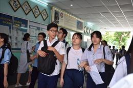 TP Hồ Chí Minh sẽ sớm hoàn tất công tác chấm thi tuyển sinh lớp 10