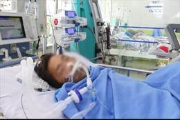 Bệnh nhân bị rắn hổ mang chúa cắn vẫn phải lọc máu