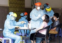 Người từ Đà Nẵng đến TP Hồ Chí Minh sẽ được lấy mẫu xét nghiệm COVID-19
