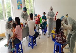 TP Hồ Chí Minh có trên 26.000 người về từ Đà Nẵng đã khai báo y tế