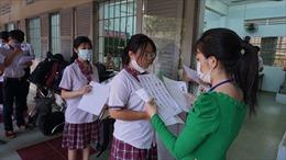 Tỷ lệ đỗ tốt nghiệp THPT tại TP Hồ Chí Minh là 99,44%