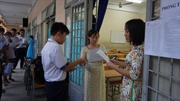 TP Hồ Chí Minh công bố điểm chuẩn vào lớp 10 năm học 2020