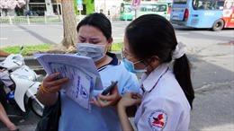 TP Hồ Chí Minh: Kỳ thi tốt nghiệp THPT diễn ra an toàn, nghiêm túc