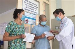 TP Hồ Chí Minh: Hai bệnh nhân COVID-19 liên quan đến ổ dịch Đà Nẵng đã xuất viện