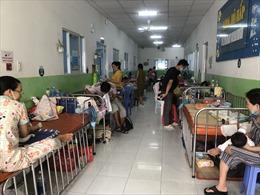 TP Hồ Chí Minh gia tăng trẻ mắc bệnh đường hô hấp
