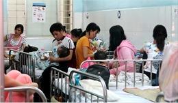 TP Hồ Chí Minh cảnh báo trẻ mắc bệnh tay chân miệng gia tăng