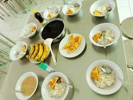 Phối hợp giám sát chất lượng bữa ăn bán trú trong trường học