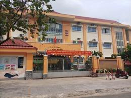 Giám sát bữa ăn bán trú và các hoạt động của Trường Tiểu học Trần Thị Bưởi