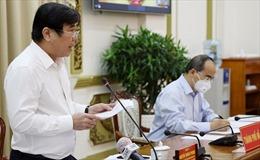 TP Hồ Chí Minh xây dựng chính sách đặc thù đưa kinh tế qua giai đoạn khó khăn