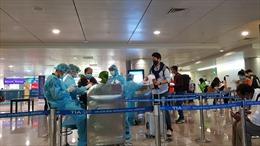 TP Hồ Chí Minh lấy mẫu xét nghiệm gần 450 người về từ vùng dịch