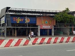Nhân viên sân bay Tân Sơn Nhất mắc COVID-19 đã đi nhiều nơi tại TP Hồ Chí Minh