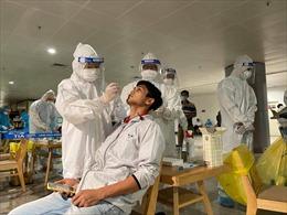70 trường hợp ở TP Hồ Chí Minh tiếp xúc hai anh em mắc COVID-19 ở Bình Dương đã âm tính lần 1