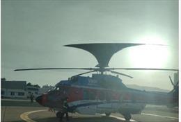Dùng trực thăng cấp cứu một thuyền viên người nước ngoài viêm ruột thừa cấp