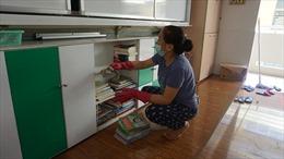 Các trường học TP Hồ Chí Minh tăng cường phòng, chống dịch COVID-19