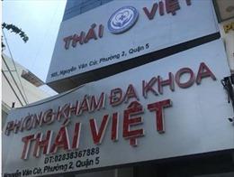 Người dân báo tin, TP Hồ Chí Minh kích hoạt phản ứng nhanh kiểm tra các cơ sở thẩm mỹ không phép