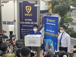 Bệnh viện đầu tiên phía Nam tiêm vaccine COVID-19 cho nhân viên y tế