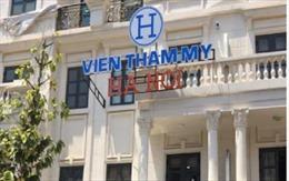 TP Hồ Chí Minh tiếp tục phát hiện cơ sở thẩm mỹ không phép