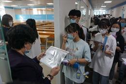 Đại học Quốc gia TP Hồ Chí Minh công bố điểm thi đánh giá năng lực đợt 1