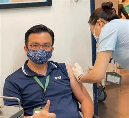 Bệnh viện tư nhân đầu tiên tại TP Hồ Chí Minh tổ chức tiêm vaccine phòng COVID-19