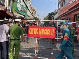 TP Hồ Chí Minh thông tin mới nhất về các trường hợp tiếp xúc với bệnh nhân 2899 và 2910