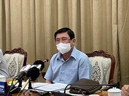Phong tỏa quận Gò Vấp, giãn cách xã hội toàn TP Hồ Chí Minh từ 0 giờ ngày 31/5