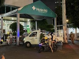 TP Hồ Chí Minh: Tạm phong tỏa Bệnh viện Hoàn Mỹ Sài Gòn vì có ca nghi mắc COVID-19