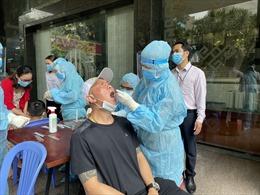 61 trường hợp tại TP Hồ Chí Minh liên quan đến BN 3298 đã có kết quả âm tính SARS-CoV-2