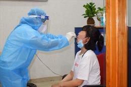 TP Hồ Chí Minh: Phát hiện 13 trường hợp nghi mắc COVID-19 tại một giáo phái ở quận Gò Vấp