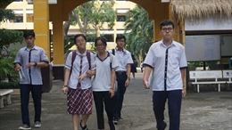 Học sinh TP Hồ Chí Minh sẽ tạm ngừng đến trường từ ngày 10/5