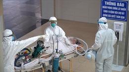Chiến sĩ công an mắc COVID-19 được đặt ECMO và chuyển sang Bệnh viện Chợ Rẫy