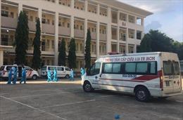 TP Hồ Chí Minh đưa Bệnh viện dã chiến điều trị COVID-19 quy mô 1.000 giường vào hoạt động