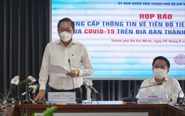 TP Hồ Chí Minh có trên 400.000 người tiêm vaccine phòng COVID-19