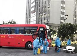 TP Hồ Chí Minh huy động 200 xe khách tham gia vận chuyển người bệnh COVID-19
