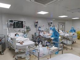 TP Hồ Chí Minh: Một bệnh nhân mắc COVID-19 tiên lượng rất nặng đã cai được ECMO