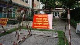 TP Hồ Chí Minh: Phong tỏa một chung cư tại thành phố Thủ Đức vì F3 thành F0