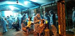 TP Hồ Chí Minh: Chợ đầu mối Hóc Môn tạm dừng hoạt động tập kết giao hàng trực tiếp
