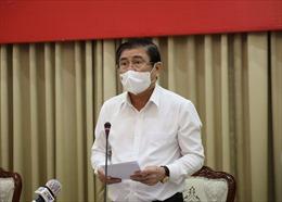 TP Hồ Chí Minh: Dịch trong cộng đồng vẫn chưa kiểm soát hết