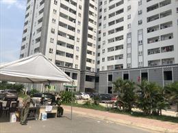 TP Hồ Chí Minh: Phong tỏa một con hẻm và một lô chung cư ở Quận 8 vì hai ca mắc COVID-19