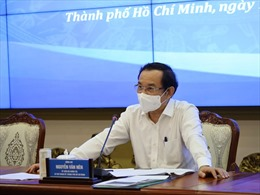 TP Hồ Chí Minh nâng cao mức độ các biện pháp phòng, chống dịch COVID-19